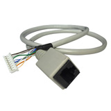 RJ45 Jack to 8P Cable